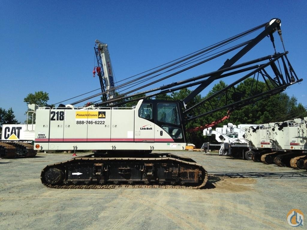 2016 218HSL Crane for Sale in Charlotte North Carolina on CraneNetwork.com