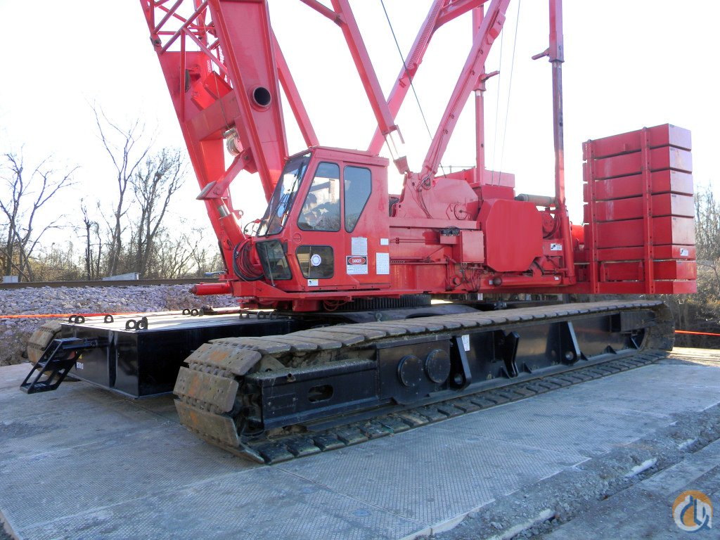 MANITOWOC M250 S3 300-TON CRAWLER CRANE Crane for Sale on CraneNetwork.com