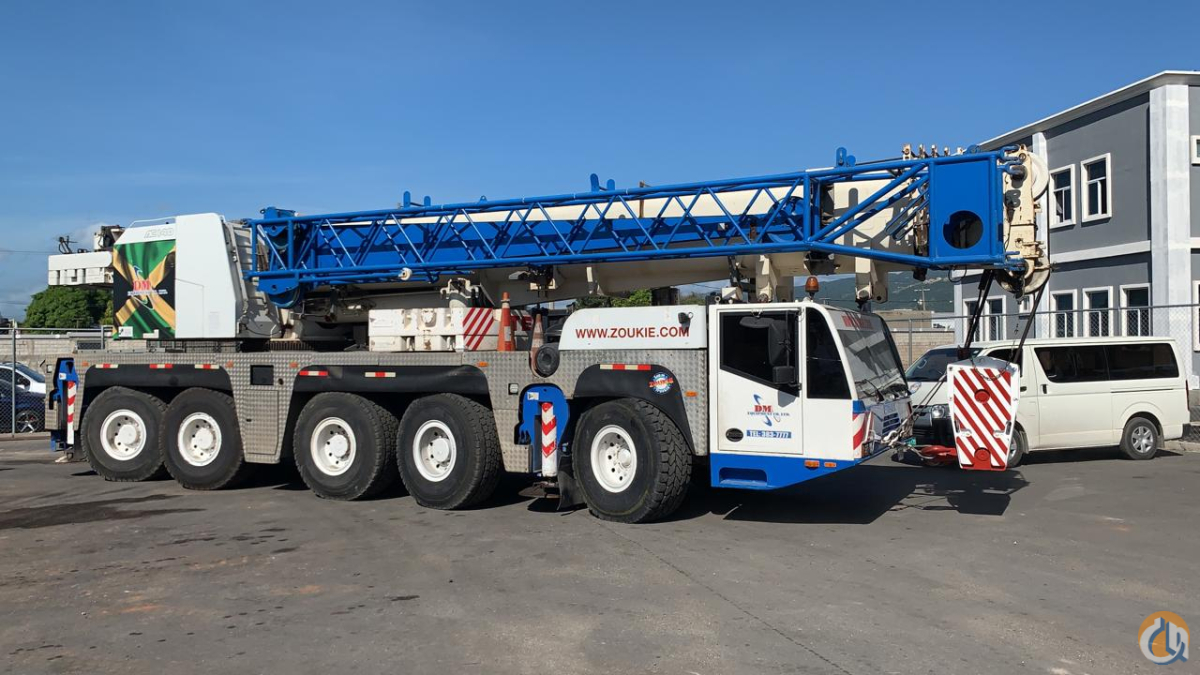 Ac 140 Crane for Sale in Kingston St. Andrew Parish on CraneNetwork.com