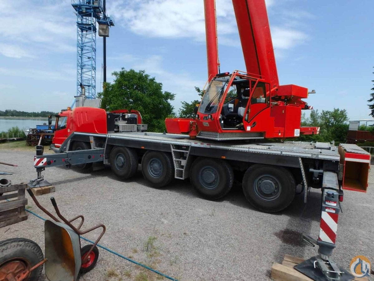 Grove GMK 5130-2 Crane for Sale on CraneNetworkcom