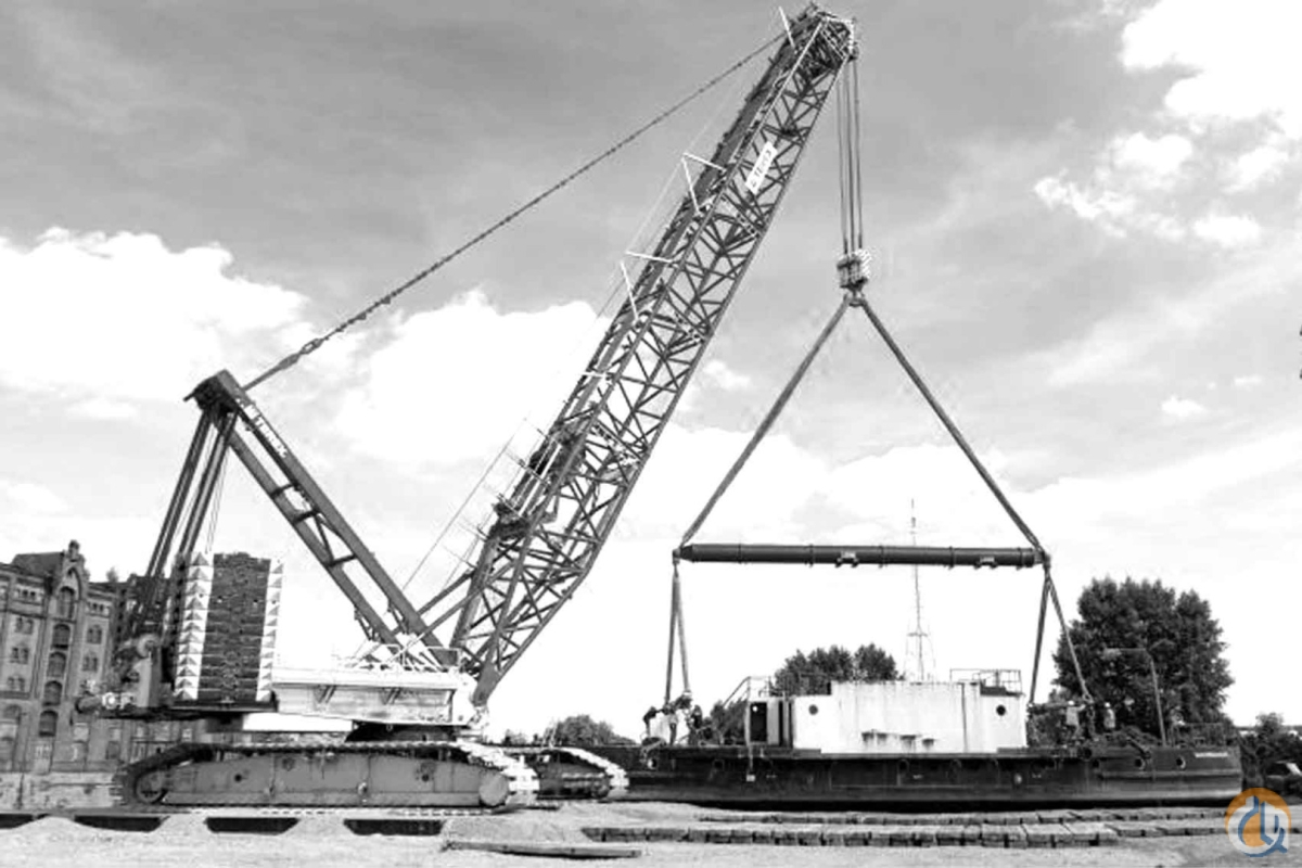 Demag CC 3800-1 Crane for Sale on CraneNetwork.com