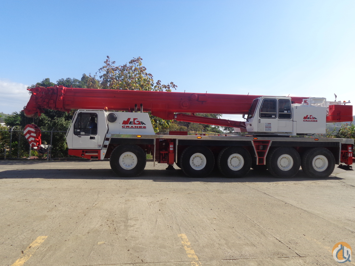 1993 KRUPP KMK 5125 Crane for Sale in Panama City Panama on CraneNetwork.com
