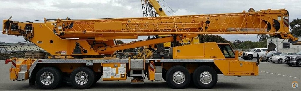 2007 Link-Belt HTC-8690II Crane for Sale on CraneNetwork.com