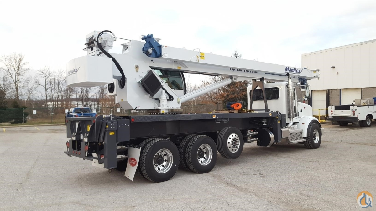 2018 MANITEX 40124SHL Crane for Sale in Bridgewater Township New Jersey on CraneNetwork.com
