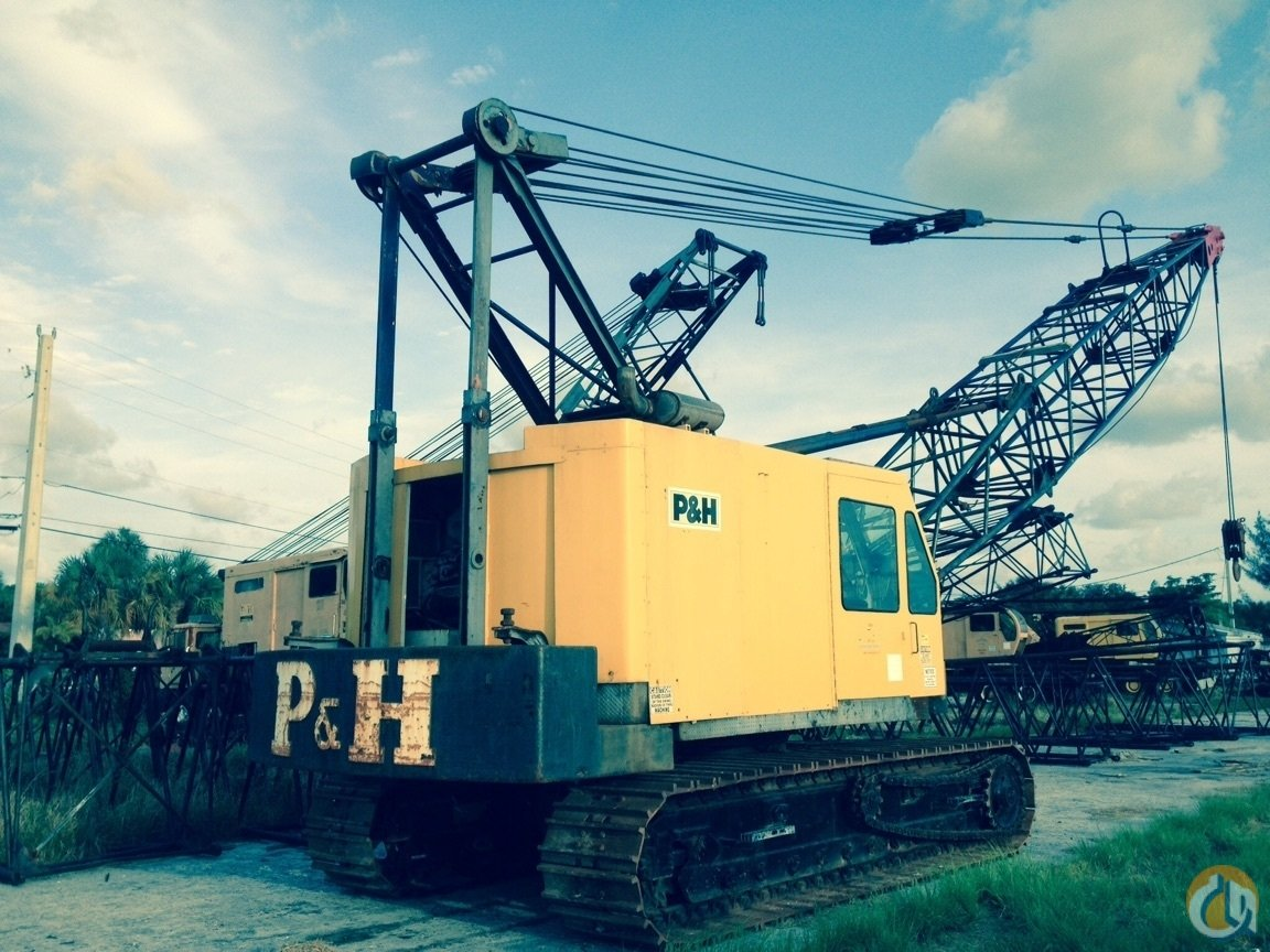 1971 PH 670W LC Crane for Sale in West Palm Beach Florida on CraneNetwork.com