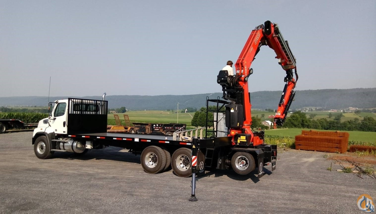 2019 FASSI F3351A.2.23L323 MOUNTED ON A FREIGHTLINER 114 SD Crane for Sale in Decatur Georgia on CraneNetwork.com