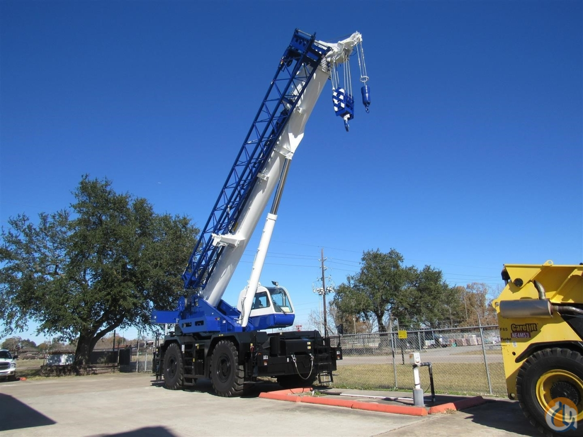 2019 TADANO GR750XL Crane for Sale in San Leandro California on CraneNetwork.com