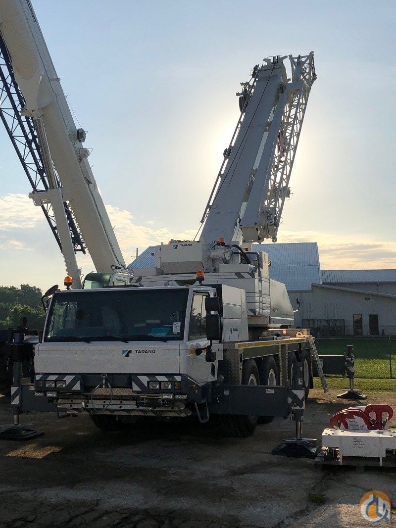 2019 Tadano ATF100G-4 Crane for Sale on CraneNetwork.com
