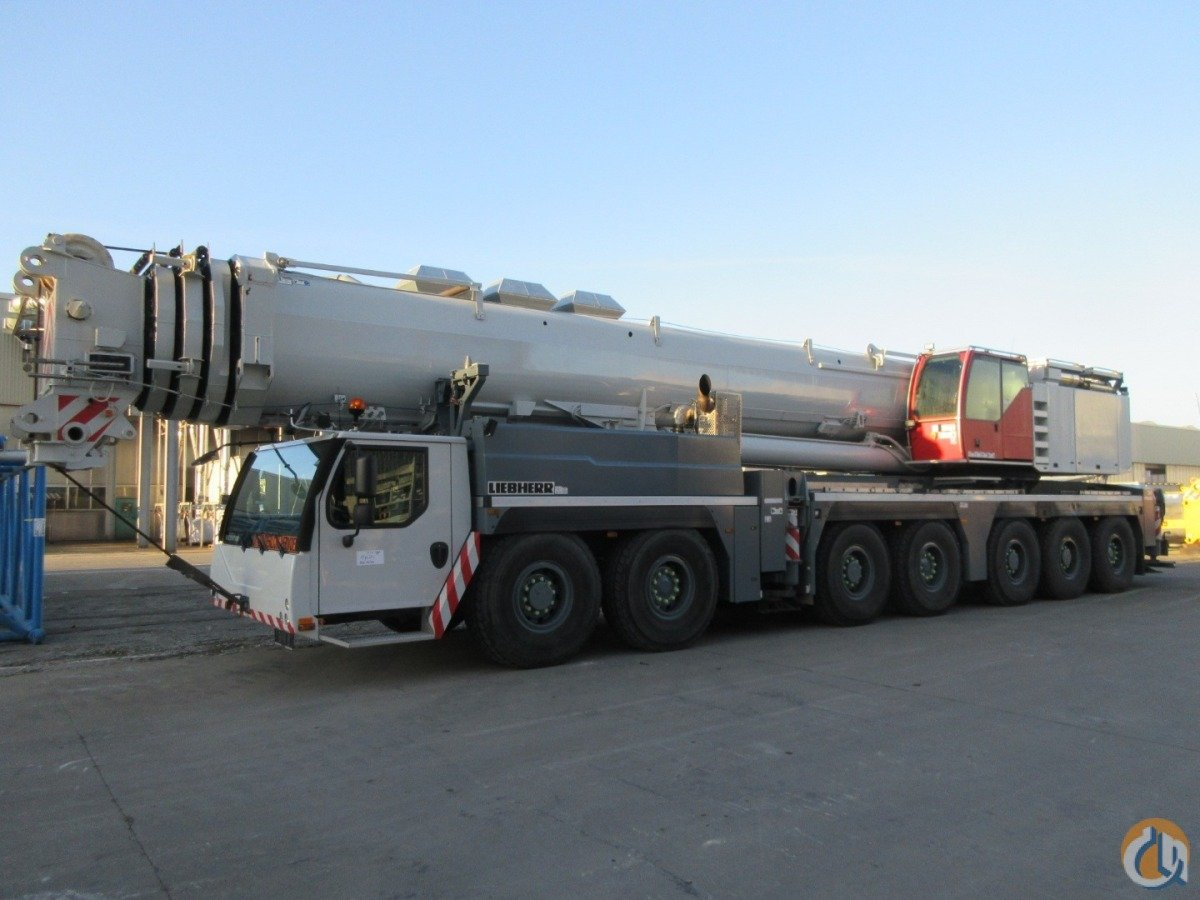 2015 LIEBHERR LTM1400-7.1 Crane for Sale on CraneNetwork.com