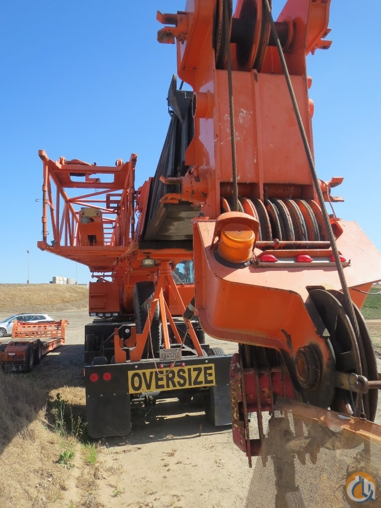 1991 Grove TM890 Hydraulic Truck Crane for Sale on CraneNetworkcom
