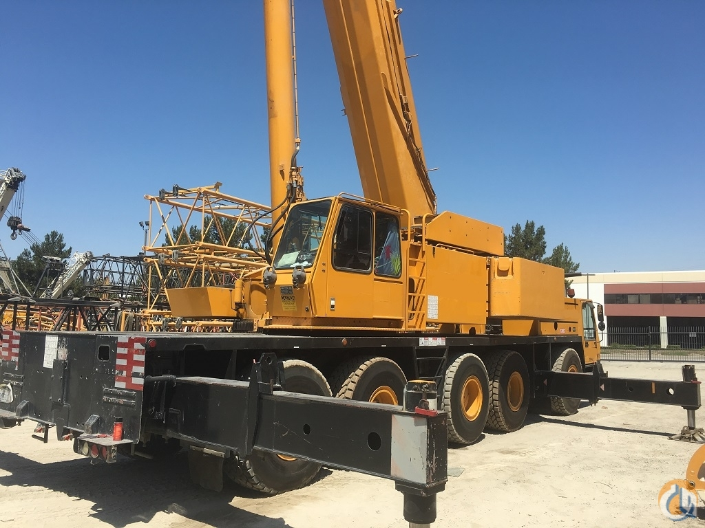 1997 Grove GMK51605175 All Terrain Crane for Sale on CraneNetwork.com