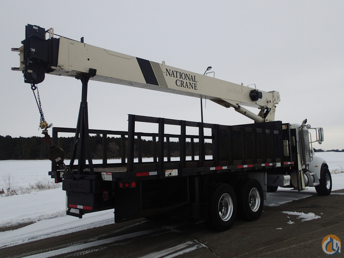 2007 National 800D Boom Truck Crane for Sale in Saint Cloud Minnesota on CraneNetwork.com