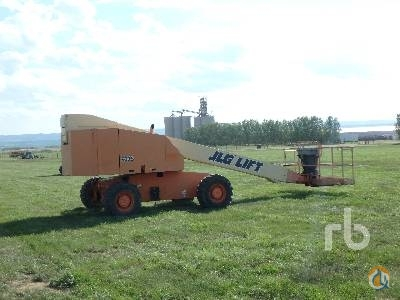 2000 JLG 601S Crane for Sale in North Battleford Saskatchewan on CraneNetwork.com