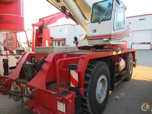 Sold 2004 Link-Belt RTC-8030 Crane for  in Campbell River British Columbia on CraneNetwork.com
