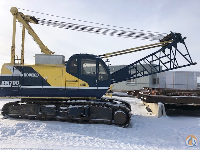 1999 Kobelco BM700 Crane for Sale in Norfolk Nebraska on CraneNetwork.com