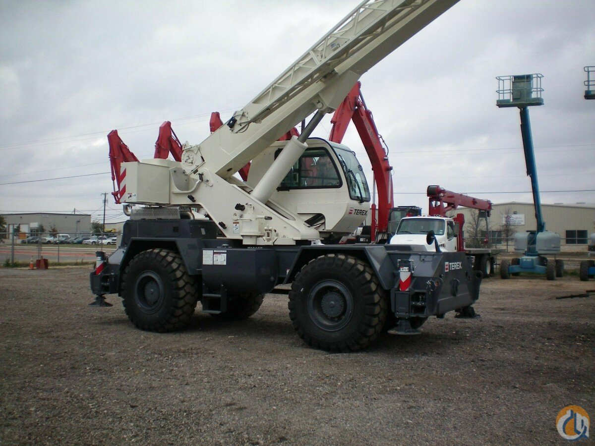 2012 TEREX RT230-1 30 TON CAPACITY CRANE FOR SALE Crane for Sale in Pflugerville Texas on CraneNetwork.com