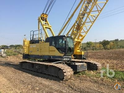 2011 KOBELCO CK850G Crane for Sale in Des Moines Iowa on CraneNetwork.com