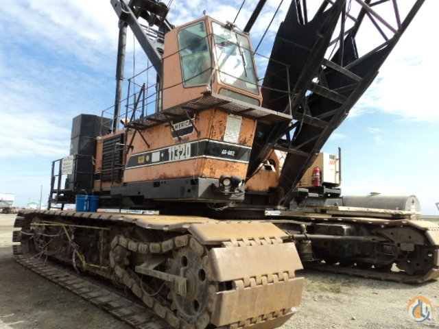 Sold Online Auction American 11320 Crane For On