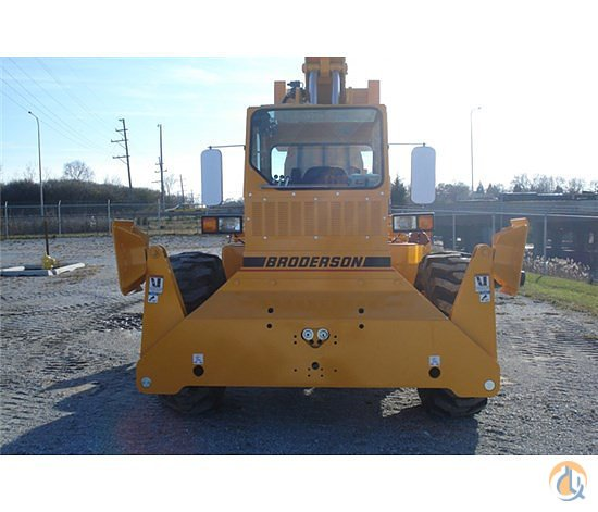 2001 Broderson RT-300-2B Crane for Sale on CraneNetworkcom