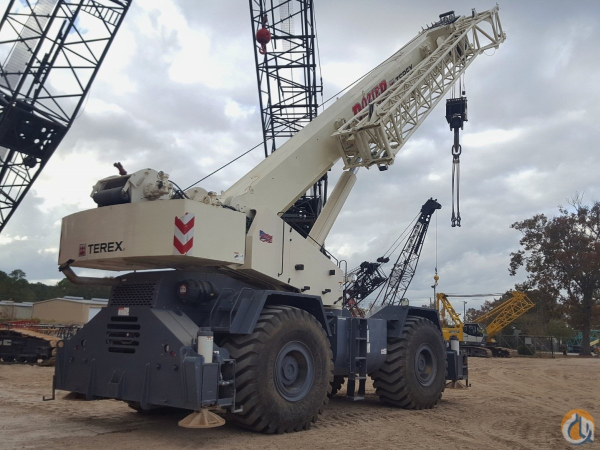 2013 TEREX RT-130 Crane for Sale or Rent in Savannah Georgia on CraneNetworkcom