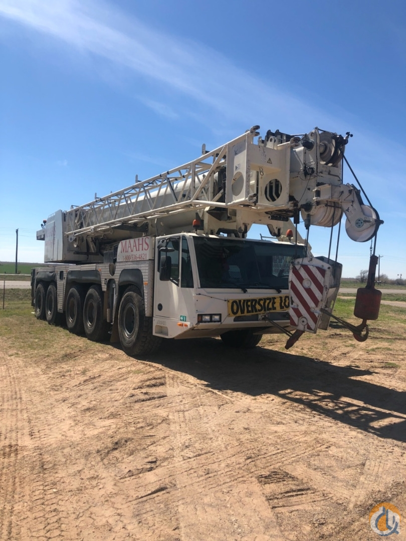 2005 Terex AC-140 Crane for Sale in Altus Oklahoma on CraneNetwork.com