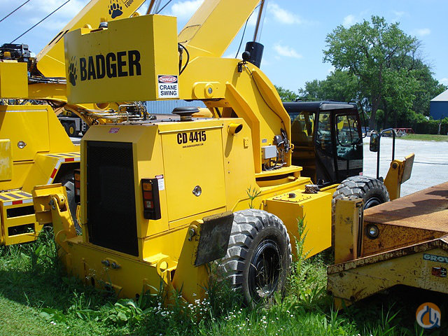 2013 Badger CD4415 Crane for Sale on CraneNetworkcom