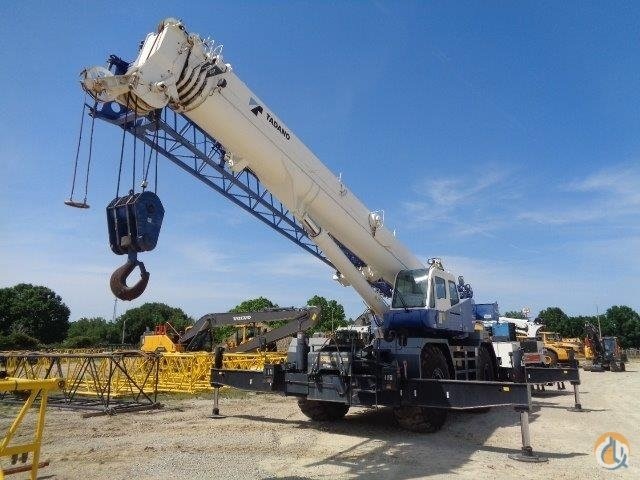 2013 TADANO GR-750XL-2 Crane for Sale or Rent in Holt Florida on CraneNetwork.com