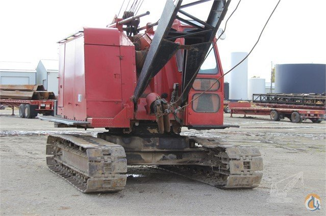 LINK-BELT LS-78 Crane for Sale in Norwalk Iowa on CraneNetwork.com