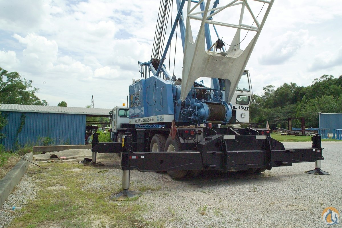 GROVE HL150T w OPTIONS Crane for Sale or Rent in Saraland Alabama on CraneNetwork.com