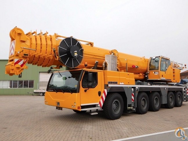 Liebherr LTM 1220-52 Crane for Sale in Wildeshausen Niedersachsen on CraneNetworkcom