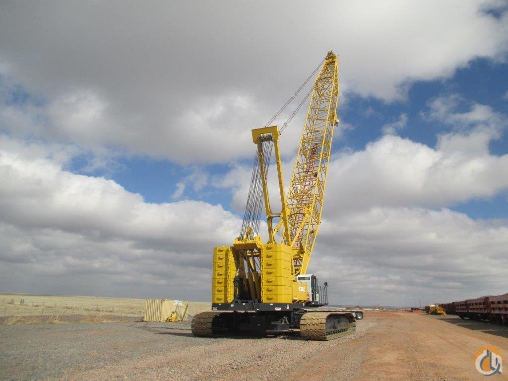 2007 KOBELCO 2500 II Crane for Sale in Fullerton North Dakota on CraneNetworkcom