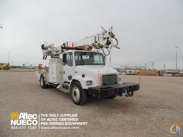 2000 TEREX C4045-TR Crane for Sale in Waxahachie Texas on CraneNetworkcom