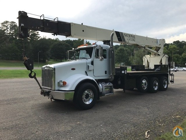 Sold 2006 National 900A Rear Mount 26 Ton Boom Truck Crane for  in Jasper Georgia on CraneNetwork.com