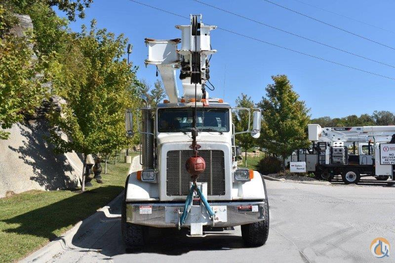 2008 ALTEC AC38-103 MOUNTED ON A 2009 PETERBILT 365 Crane for Sale in Kansas City Missouri on CraneNetwork.com
