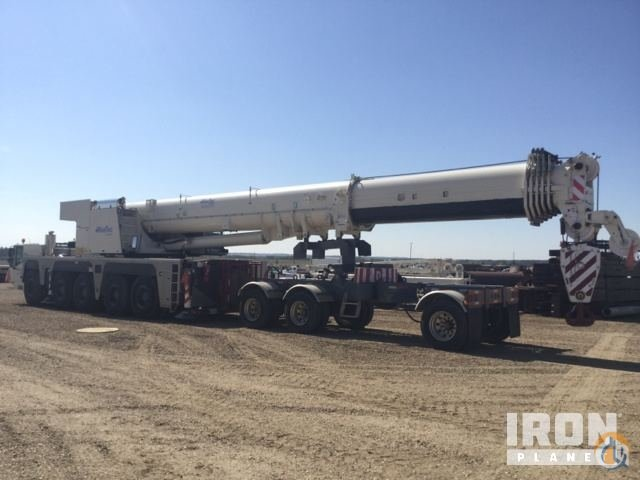 Sold 2011 Terex-Demag AC200-1 All Terrain Crane Crane for  in Blackfalds Alberta on CraneNetwork.com