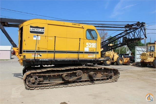 American 5299 Crane for Sale in Norwalk Iowa on CraneNetwork.com