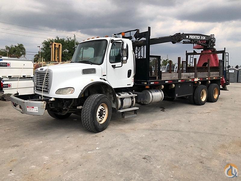 Sold Prentice 2124-BC Crane for in Riviera Beach Florida on