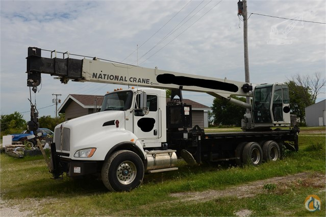 2012 National 1300A Crane for Sale in Norwalk Iowa on CraneNetwork.com