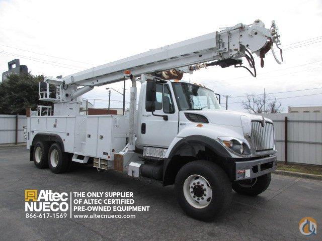 2013 ALTEC D4065B-TR Crane for Sale in Birmingham Alabama on CraneNetworkcom