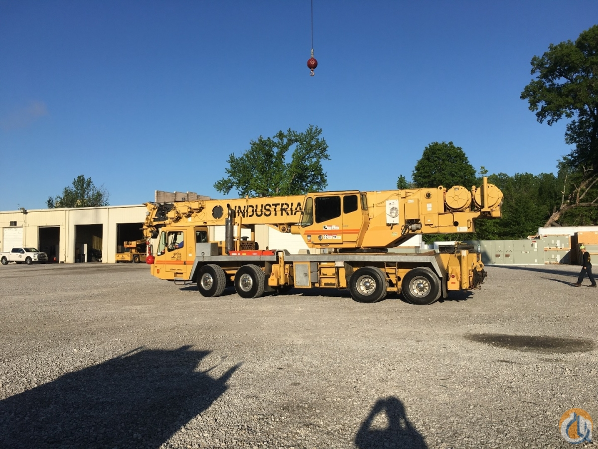 Reduced 1999 Grove TMS870 with long boom package Crane for Sale in Memphis Tennessee on CraneNetworkcom