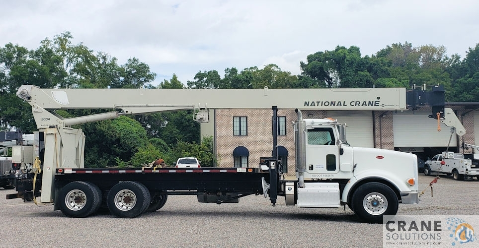 2013 National 9125 Crane for Sale in Savannah Georgia on CraneNetwork.com
