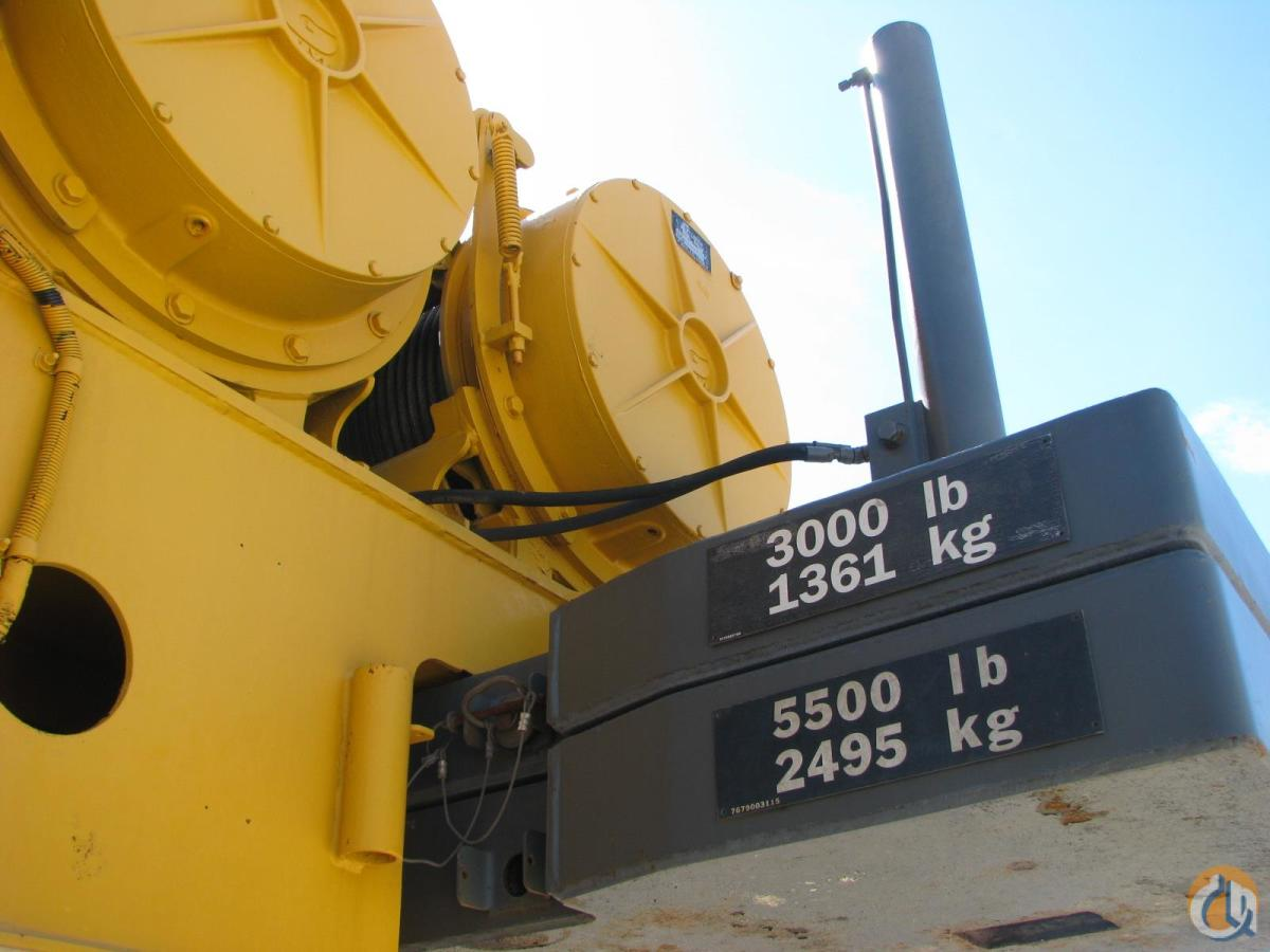 2003 GROVE TMS875C Crane for Sale in Lewisville Texas on CraneNetwork.com