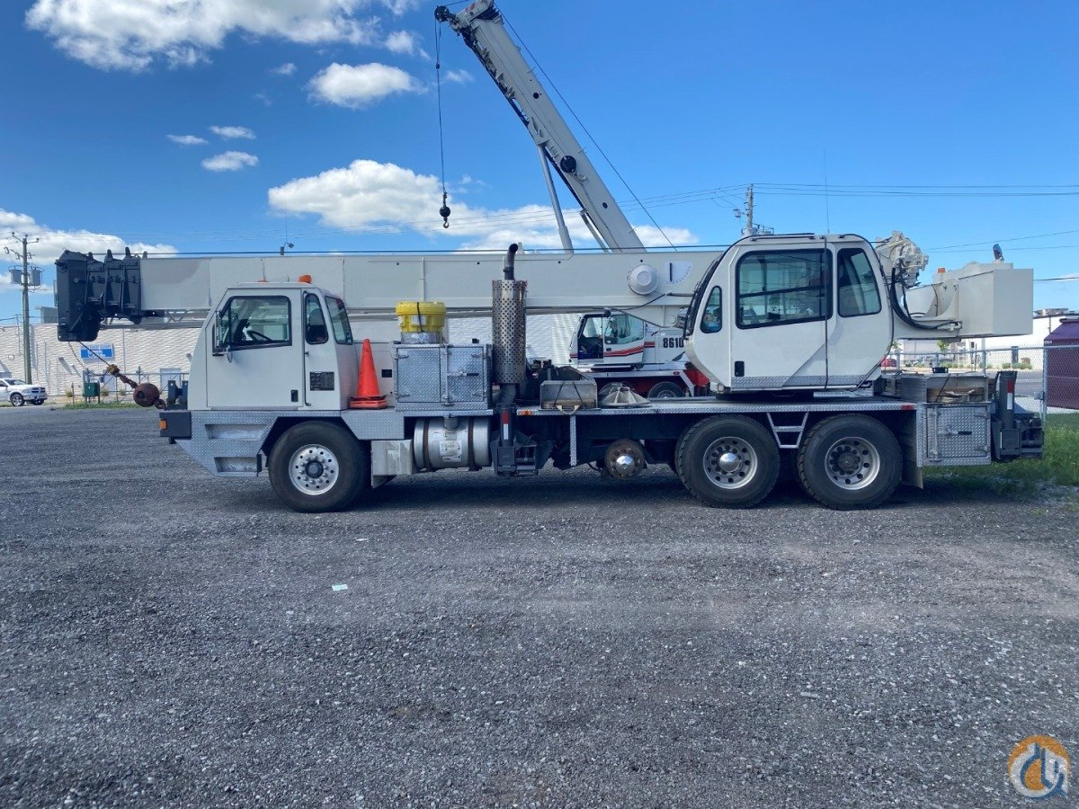 2007 Terex T340-1XL stock 304 Crane for Sale in Montreal Quebec on CraneNetwork.com