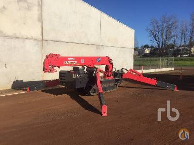 2008 UNIC URW506CDE Crane for Sale in Geelong Victoria on CraneNetworkcom