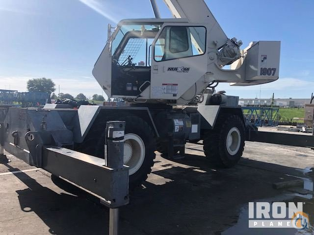 1998 unverified Lorain RT230 Rough Terrain Crane Crane for Sale in Azalea Park Florida on CraneNetwork.com