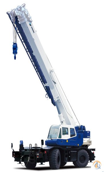 2016 Tadano GR350-XL-2 Crane for Sale in Cleveland Ohio on CraneNetwork.com