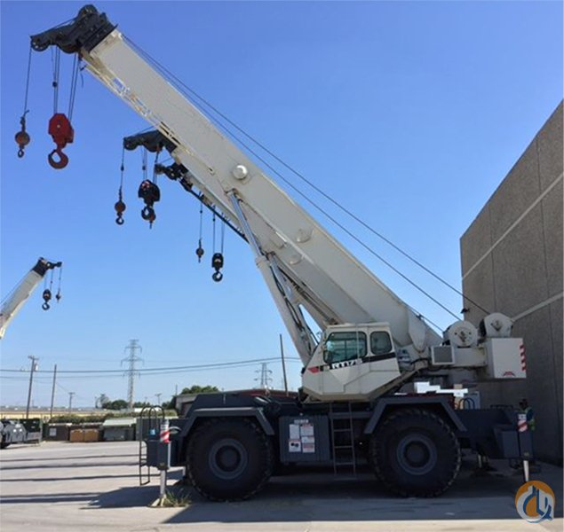 2003 Terex RT-175 Crane for Sale on CraneNetwork.com