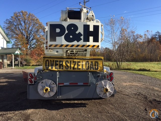 1981 PH Omega T400 XL Crane for Sale in Detroit Michigan on CraneNetwork.com
