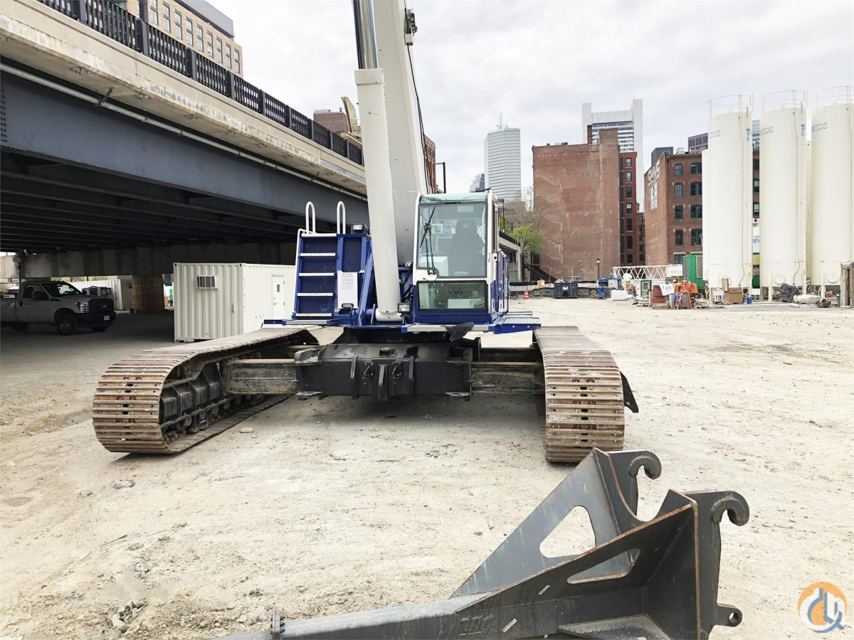 2017 TADANO MANTIS 15010 Crane for Sale or Rent in Holbrook Massachusetts on CraneNetwork.com