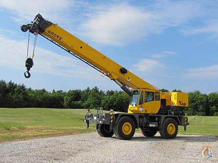 2013 Grove RT540E Crane for Sale on CraneNetwork.com